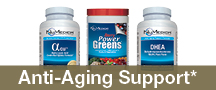 Anti-Aging Support*